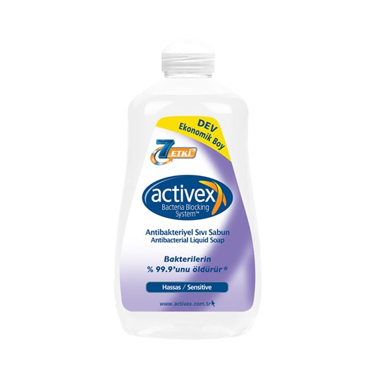 ACTIVEX 1800ML HASSAS ANTI BAKTERIYAL